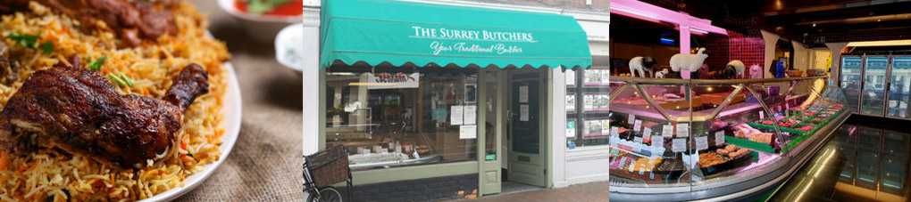 The Surrey Butchers